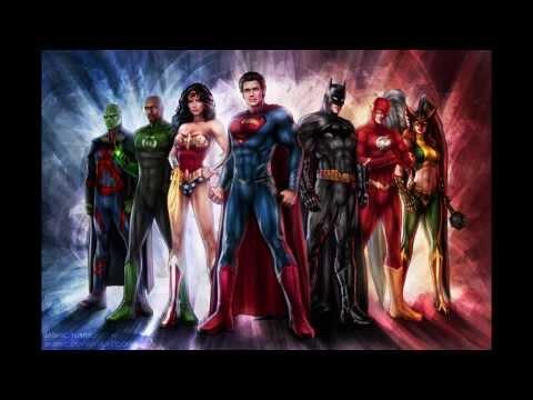 The Justice League gender swap.