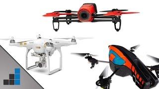 Drohnen - Modelle, Preise, Rechtliches