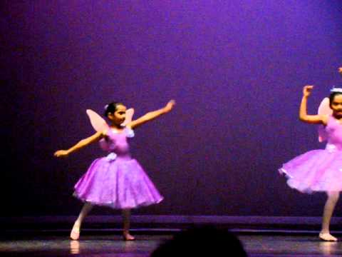 Shreeya ballet concert in her school on 11th May'13