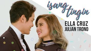 Ella Cruz and Julian Trono — Isang Tingin | Fan Girl, Fan Boy Theme Song [Official Music Video]