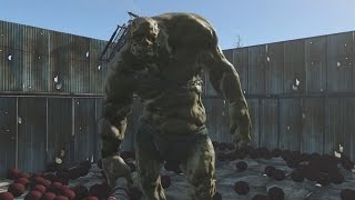 getlinkyoutube.com-One Behemoth Fights Over 500 Deathclaws in Fallout 4 - IGN Plays Live