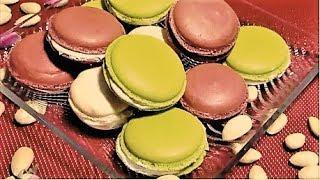 getlinkyoutube.com-MACARON FACILE حلوى الماكرون بطريقة سليمة ومضمونة الشيف نادية