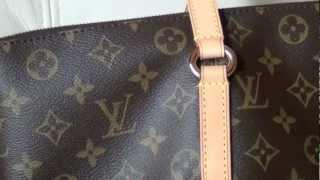 getlinkyoutube.com-Louis Vuitton Authentic vs Replica - Totally GM