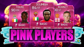 PINK PLAYERS!!! MY PINK CARDS VOTES!!! THE FUTTIES FIFA 15 ULTIMATE TEAM