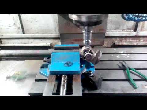Как нарезаются стопорные кольца на карданных валах