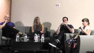 Anime Voice Actors Roundtable at Florida Super Con 2012