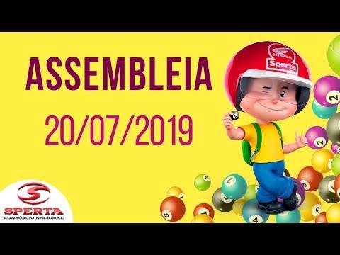 Sperta Consórcio - Assembleia - 20/07/2019