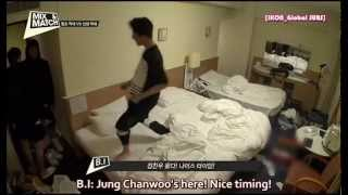 getlinkyoutube.com-BI's Butler Jung Chanwoo [MIX N MATCH EP. 7 CUT]