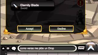 getlinkyoutube.com-=AQW= Getting Eternity Blade/ Como Encontrar Eternity Blade