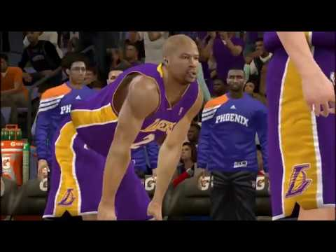 Didacticiel NBA 2K12 : Le mode My Player