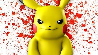 getlinkyoutube.com-Pikachu Will Kill You!