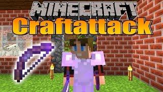 getlinkyoutube.com-Hab einen Spieler gegrillt mit dem Bogen! - Minecraft Craftattack 3 Folge #07