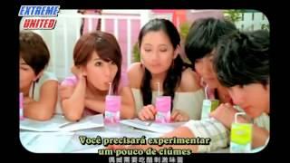 S H E & Fahrenheit - Suan Tian (Sweet Sour) [Legendado - ExUnited]