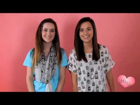 """Skin Care"" Megan and Liz on Style"