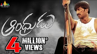 Andhrudu Telugu Full Movie | Latest Telugu Full Movies | Gopichand, Gowri Pandit
