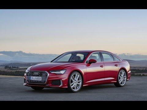 Представляем новую модификацию Audi A6 в России