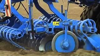 LEMKEN - Pneumatic seed drills Compact-Solitair