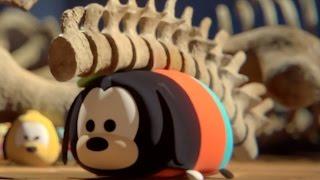 getlinkyoutube.com-Dino Museum | A Tsum Tsum Short | Disney
