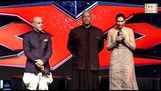 getlinkyoutube.com-Vin Diesel Kisses Deepika Padukone In Public & Her Reaction Was Surprising | Six Sigma Films