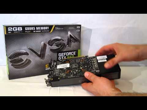 EVGA GTX 660 SC Video Card Overview at HiTechLegion.com