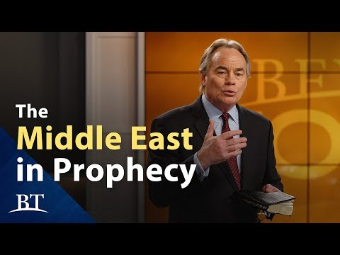 Beyond Today -- The Middle East in Prophecy