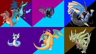 getlinkyoutube.com-Pokémon sprite fusion #7: Mega Dragonite, Dragonitite v2