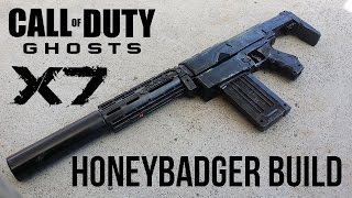 getlinkyoutube.com-NERF RETALIATOR COD: GHOSTS HONEYBADGER MOD