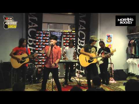 Grey Sky Morning - Bila-Bila Masa Kita Berdansa LIVE at Xfm Macbeth Secret Show