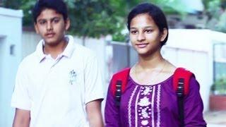 getlinkyoutube.com-My First Crush - Telugu Comedy Short Film By Jay R.M