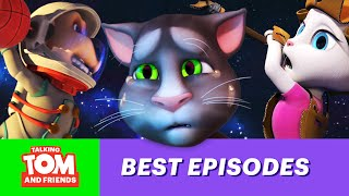 getlinkyoutube.com-The Amazing World of Talking Tom and Friends (Favorite Episodes Compilation)