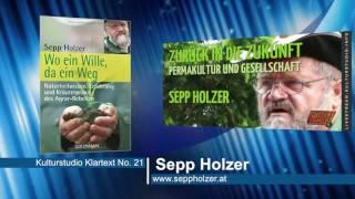 getlinkyoutube.com-Zurück in die Zukunft   Permakultur & Gesellschaft   Sepp Holzer