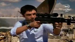 getlinkyoutube.com-مراد علمدار يقتل القناص في سوريا و يدفنه من وادي الذئاب الجزء 2 الحلقة 58