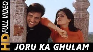 getlinkyoutube.com-Main Joru Ka Ghulam Banke Rahunga | Joru Ka Ghulam 2000 Songs | Govinda, Twinkle Khanna | Abhijeet
