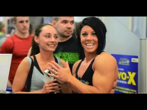 Week 5 Weight GAIN ft. Dana Linn Bailey @daydayKnucks @WeightEndurance
