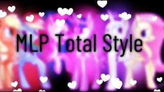 getlinkyoutube.com-MLP My Total Style - Speedpaint MLP