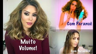 getlinkyoutube.com-COMO CONSEGUiR MUITO VOLUME! MEU NOVO HAIR STYLE