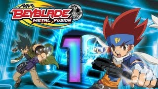 getlinkyoutube.com-Beyblade: Metal Fusion - Battle Fortress (Wii) Walkthrough Part 1