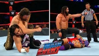 WWE Main Event Highlights | WWE Universe | 15th Sep 2017 width=