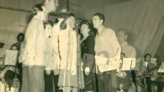 getlinkyoutube.com-Kay Kyser Big Band USO Show 1942 - Stockton Air Field