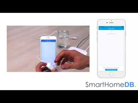 HOW-TO: Pair and Connect your Aeotec Water Sensor with a Samsung SmartThings Hub