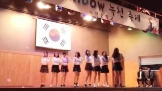 getlinkyoutube.com-[녹천죽축제]댄스- Lion heart