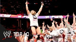 getlinkyoutube.com-Unexpected Arrivals - WWE Top 10