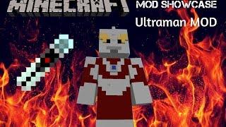 getlinkyoutube.com-Minecraft   Ultraman Mod Showcase 1.7.10