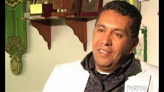 """getlinkyoutube.com-رشيد الطاوسي مدرب فريق الرجاء البيضاوي يفتح قلبه لفقرة """"الكوتش"""""""
