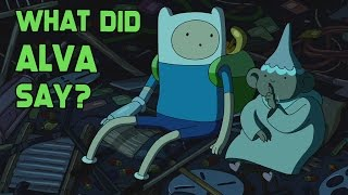 """Swedish Translations of """"Mysterious Island"""" (Adventure Time Discussion)"""