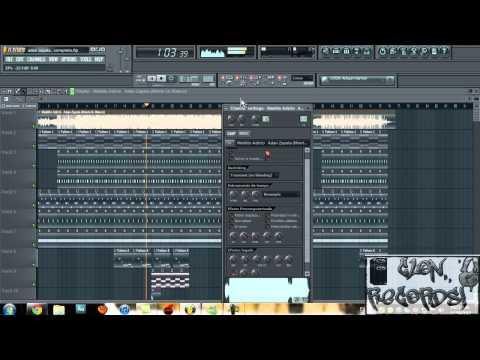 Adan Zapata - Maldito Adicto (Instrumental Remake Flp )