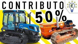getlinkyoutube.com-Contributi per trattori 2016 macchine agricole a fondo perduto BANDO INAIL ContributiRegione