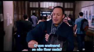HERE COMES THE BOOM - PROFESSOR PESO PESADO - TRAILER LEGENDADO [HD]