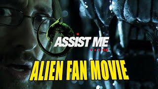 getlinkyoutube.com-Assist Me - ALIEN - The Movie (Aliens 30th Anniversary/MKX Release Fan Film)