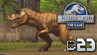 A Formidable Evolution || Jurassic World - The Game - Ep 23 HD
